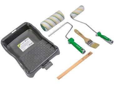 Friess Nespoli FRIESS NESPOLI Werkzeugset »Premium Wandfarben Set 7 teilig 18cm «, grün, grün