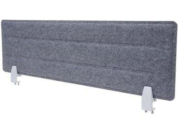 MCW Stellwand »-G76«, Schalldämmend, Inkl. Anbringungsset, Akustik-Trennwand, grau, grau
