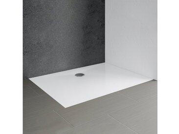 Schulte Duschwanne »-plan«, rechteckig, Mineralguss, 90 x 120 cm