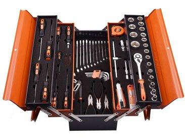 HARDEN Tools Werkzeugkoffer »Werkzeug-Satz 77-teilig«