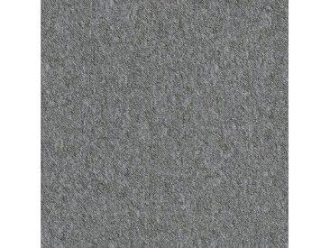 Teppichfliese »City«, quadratisch, Höhe 3 mm, selbstliegend, grau, 4 St., SL 760 grau