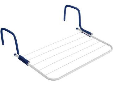 BigDean Balkonwäschetrockner »Wäschetrockner für Balkon, Heizung & Camping − Wäscheständer für Balkongeländer & Heizkörper«, 1 tlg.