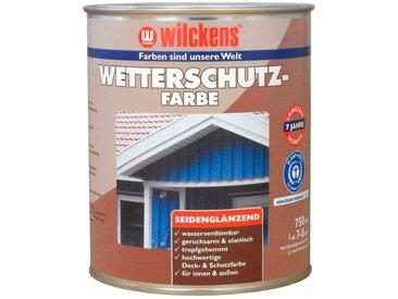 Wilckens Farben Wetterschutzfarbe »Wetterschutzfarbe«, dauerelastisch, 0.75 l