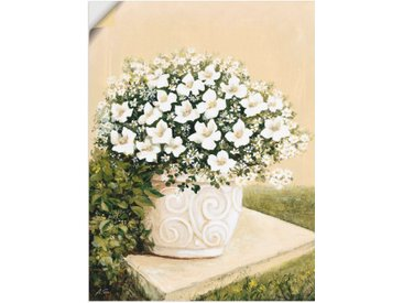 Artland Wandbild »Blumentopf I«, Blumen (1 Stück), Wandaufkleber - Vinyl