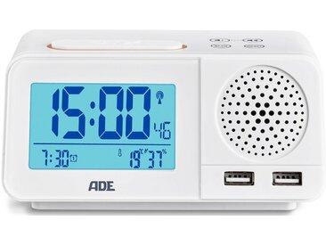 ADE Radiowecker »CK 1708« mit Smartphone-Ladefunktion