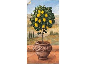 Artland Wandbild »Zitronenbaum«, Bäume (1 Stück), Wandaufkleber - Vinyl