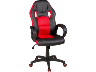 Duo Collection Gaming Chair »Riley«, rot, schwarz-rot