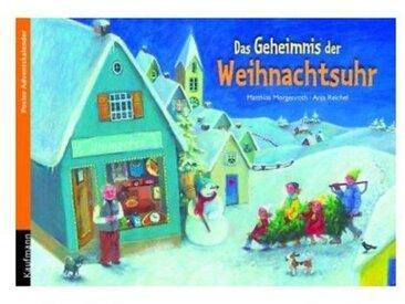 Kaufmann Verlag Das Geheimnis der Weihnachtsuhr, Poster-Adventskalender (30