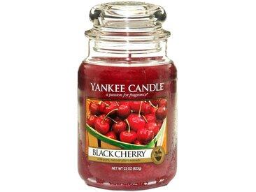 Yankee Candle Duftkerze »Classic Housewarmer Groß Black Cherry«
