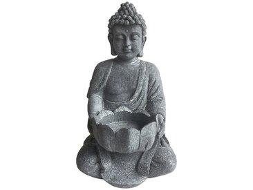 HTI-Line Teelichthalter »Teelichthalter Buddha 2«