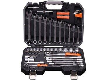 HARDEN Tools Werkzeugkoffer »Schraubenschlüssel 77-teilig«