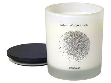 BLOMUS Duftkerze »FLAVO citrus white linen L«