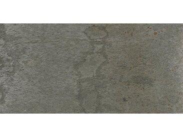 SLATE LITE Dekorpaneele »Argento«, Naturstein, Stärke 1,5 mm, 240 x 120 cm, silberfarben, 240 x 120cm, natur/silberfarben