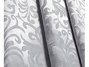Welt der Träume Tischdecke »Tischdecke, Tischtuch, fleckenabweisend, wasserabweisend 160 x 220 cm ECKIG, Ecru oder Weiß«, weiß, weiß