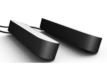Philips Hue LED Tischleuchte »HUE PLAY«, LED Play Lightbar - Doppelpack, schwarz, schwarz-weiß