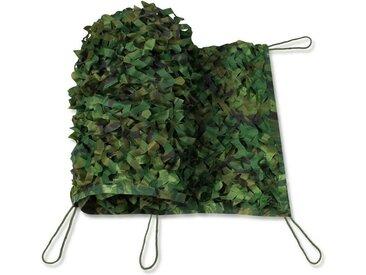 yourGEAR Sonnensegel » Tarnnetz Camouflage 4 x 5 Meter Armee Netz Outdoor Tarnung Sichtschutz Sonnenschutz Jagd Wald«