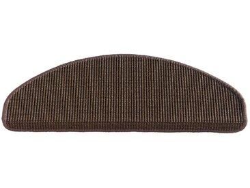 Dekowe Stufenmatte einzeln oder im 15er Set, braun, mocca