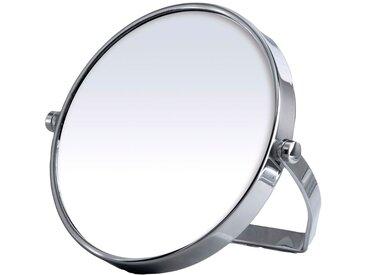 RIDDER Kosmetikspiegel »Vanellope«, ohne Beleuchtung, silberfarben, silberfarben