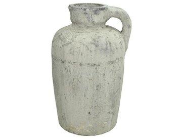 Engelnburg Dekovase » Hochwertige Blumenvase Vase Terracotta«