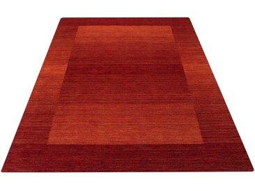 Theko Exklusiv Wollteppich »Gabbeh Super«, rechteckig, Höhe 9 mm, rot, rot