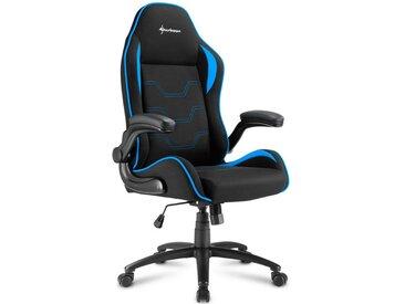Sharkoon Gaming-Stuhl »ELBRUS 1 Gaming Chair«, schwarz, Schwarz