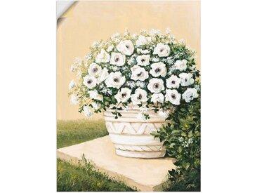Artland Wandbild »Blumentopf II«, Blumen (1 Stück), Wandaufkleber - Vinyl