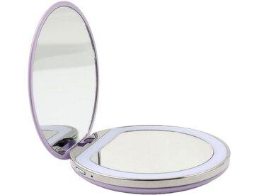 AILORIA Kosmetikspiegel »MAQUILLAGE« (1-St), Taschenspiegel mit LED-Beleuchtung (USB)