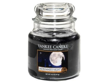 Yankee Candle Duftkerze »Classic Housewarmer Mittel Midsummers Night«