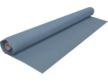 Home Basics Vorhang nach Maß »ESTE«, (1 Stück), Dekostoff mit Struktur zum selber Nähen!, blau, aquamarin