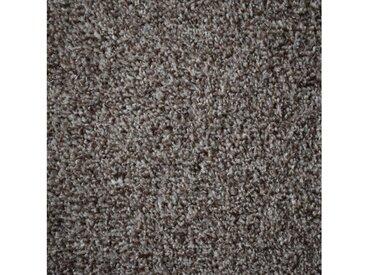 Teppichfliese »Amalfi braun«, 20 Stück (5 m²), selbstliegend, braun, braun