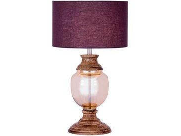 soma Tisch-Tageslichtlampe »Soma Nachttischlampe Tischlampe ø 30 x H 52 cm Tis«