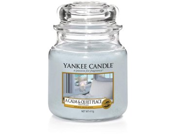 Yankee Candle Duftkerze »Classic Housewarmer Mittel A Calm And Quiet Place«