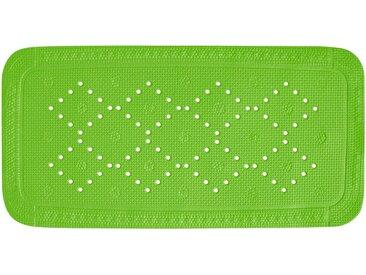 spirella Duscheinlage »ALASKA«, B: 36 cm, L: 91 cm, besonders rutschfest, BxH: 91 x 36 cm, grün, kiwifarben