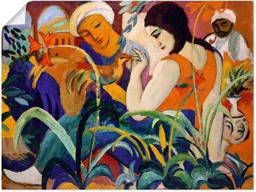 Artland Wandbild »Orientalische Frauen. 1912«, Gruppen & Familien (1 Stück), Poster