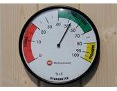 weka Hygrometer, (1-St), weiß