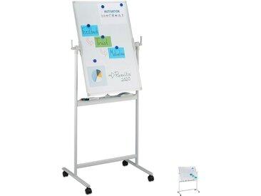 relaxdays Memoboard »Mobiles Whiteboard«