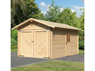 Karibu Garage »Stephan«, BxT: 338x489 cm, 193 cm Einfahrtshöhe