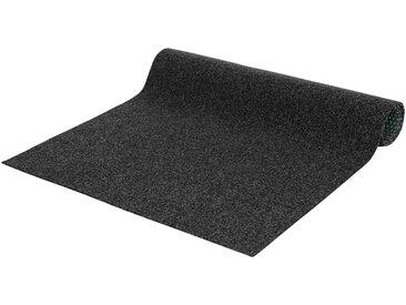 Andiamo ANDIAMO Kunstrasen »Komfort«, 200 cm Breite, Länge nach Wunschmaß, grau, Standard-Qualität, grau