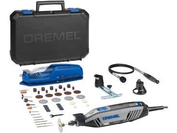DREMEL Multifunktionswerkzeug »4300-3/45«, inkl. 45-tlg. Zubehörset, grau, grau