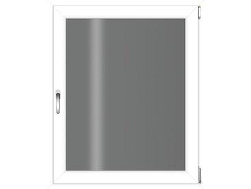 RORO Türen & Fenster RORO TÜREN & FENSTER Kunststoff-Fenster BxH: 100x120 cm, ohne Griff, weiß, rechts, weiß