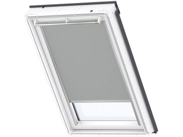 VELUX Verdunkelungsrollo »DKL FK06 0705S«, geeignet für Fenstergröße FK06, grau, FK06, grau