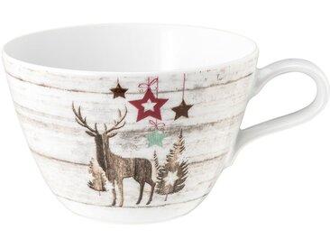Seltmann Weiden Tasse »Milchkaffeeobertasse Life Christmas«