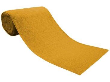 Wirth Meterware »Holmsund«, (1 Stück), Breite 140 cm, goldfarben, goldfarben