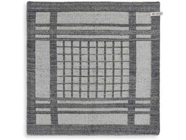 Knit Factory Tischdecke »Küchentuch Emma Ecru/Anthrazit«