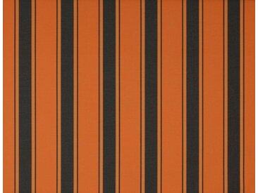 Wismar Kassettenmarkise »Classic S-Compact« Breite: 450 cm, Ausfall: 200 cm, orange, orange-braun