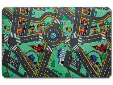 Floordirekt Kinderteppich »Strassenspiel«