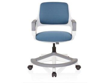 hjh OFFICE Drehstuhl » Kinderdrehstuhl KID FLEX«, blau, Blaugrau