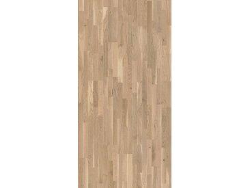 PARADOR Parkett »Basic Rustikal - Eiche weiß, lackiert«, Packung, ohne Fuge, 2200 x 185 mm, Stärke: 11,5 mm, 4,07 m²