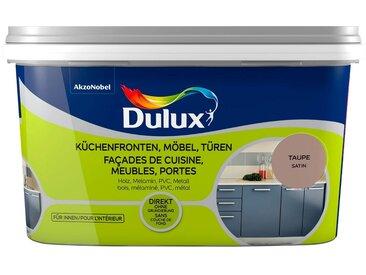 Dulux Holzlack »Fresh Up«, für Küchen, Möbel und Türen, taupe, 2 l