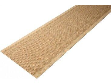 Living Line Läufer »Arabo«, rechteckig, Höhe 7 mm, In- und Outdoor geeignet, Meterware, natur, natur